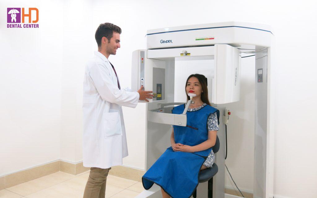 Bạn cần đến trung tâm nha khoa uy tín khám và chụp phim X-rays