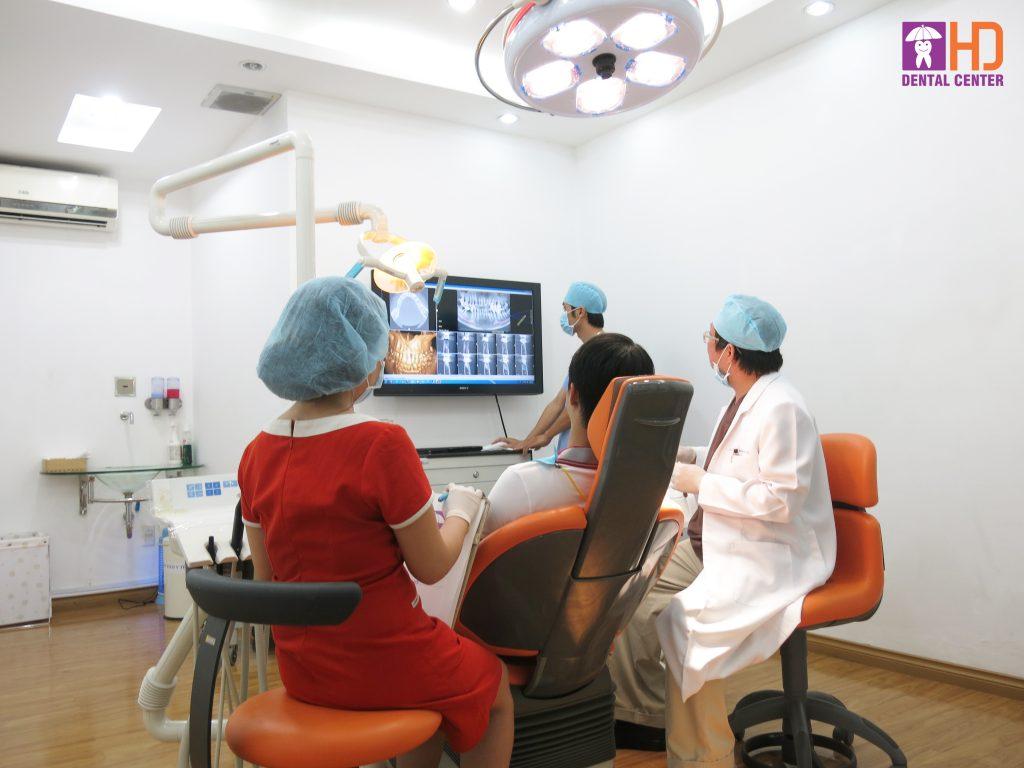 Phẫu thuật, nhổ răng không đau, không sang chấn