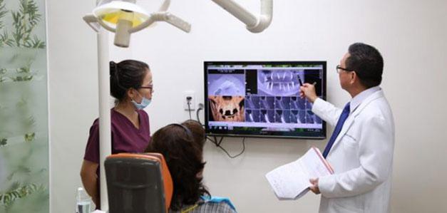 Quy trình cấy ghép Implant
