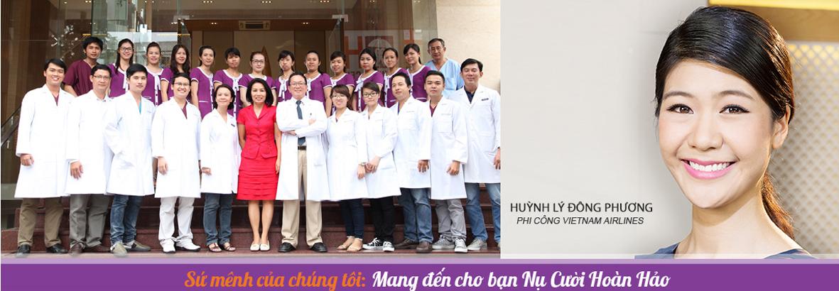 Nha khoa Dr Hùng và Cộng sự