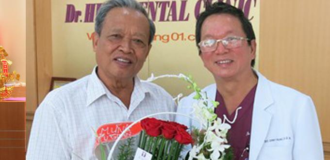 """""""Chuyên gia nha khoa hàng đầu của Việt Nam"""" (2014)"""