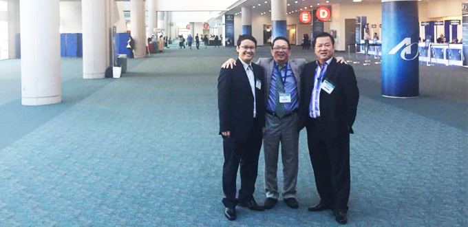 AO Conference, San Diego