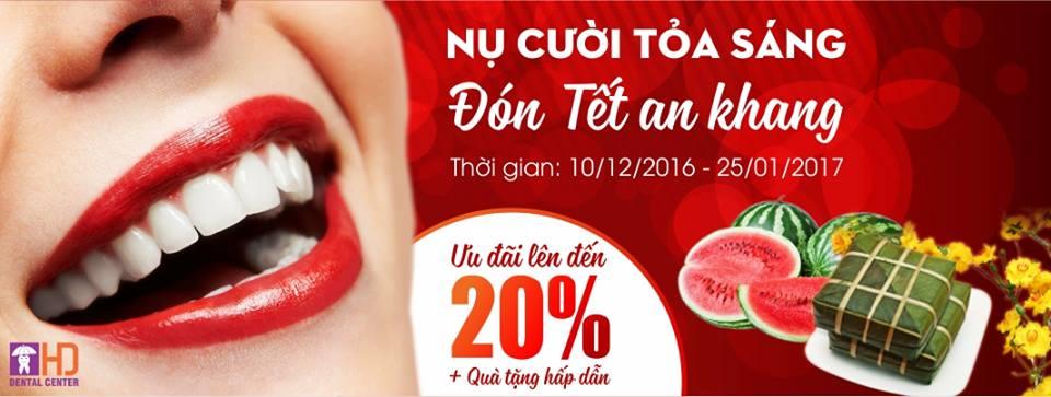 Nha khoa uy tin Dr Hung uu dai 20%