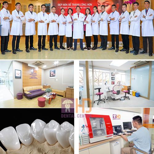 Trung nha khoa quốc tế 5 sao với labo làm răng sứ thẩm mỹ ngay tại trung tâm