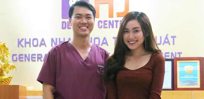 Giúp Linh quên đi cảm giác sợ nha sĩ