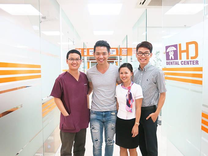 Mai Quốc Việt tại TT Nha Khoa Dr Hùng & Cộng Sự