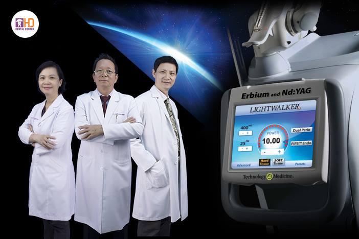 Đội ngũ bác sĩ nha khoa Dr Hùng