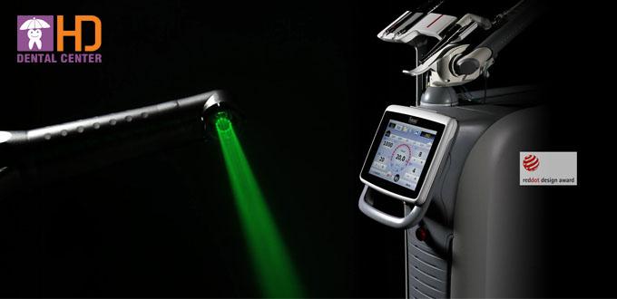 Hệ thống máy Laser Lightwalker 2017