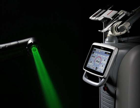 Máy laser Fotona (công ty sản xuất máy laser hàng đầu ở Châu Âu) để điều trị ê buốt