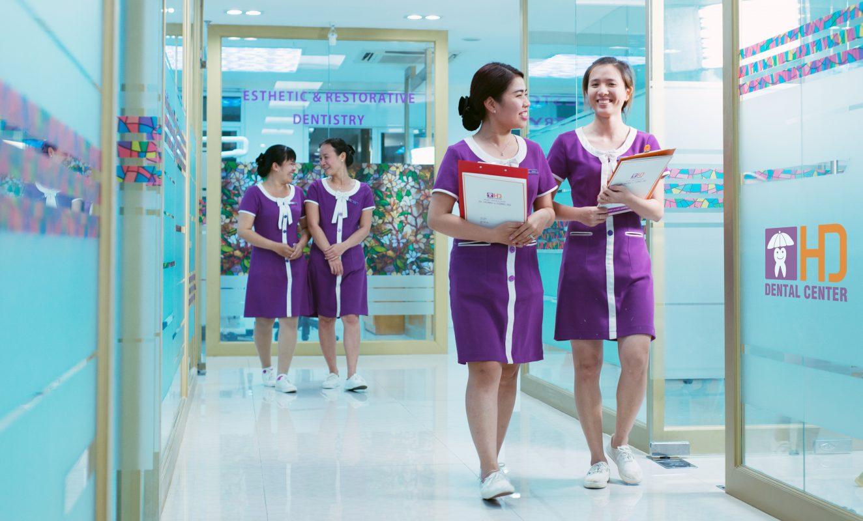 Nha khoa Dr Hùng - BV Worldwide tuyển dụng