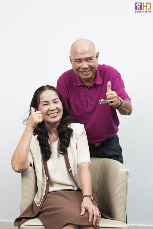Bảng giá phục hình răng implant