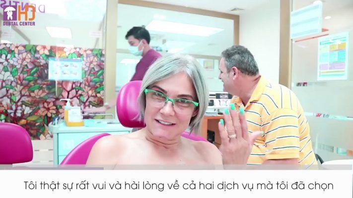 Trồng răng Implant uy tín tại Dr Hùng