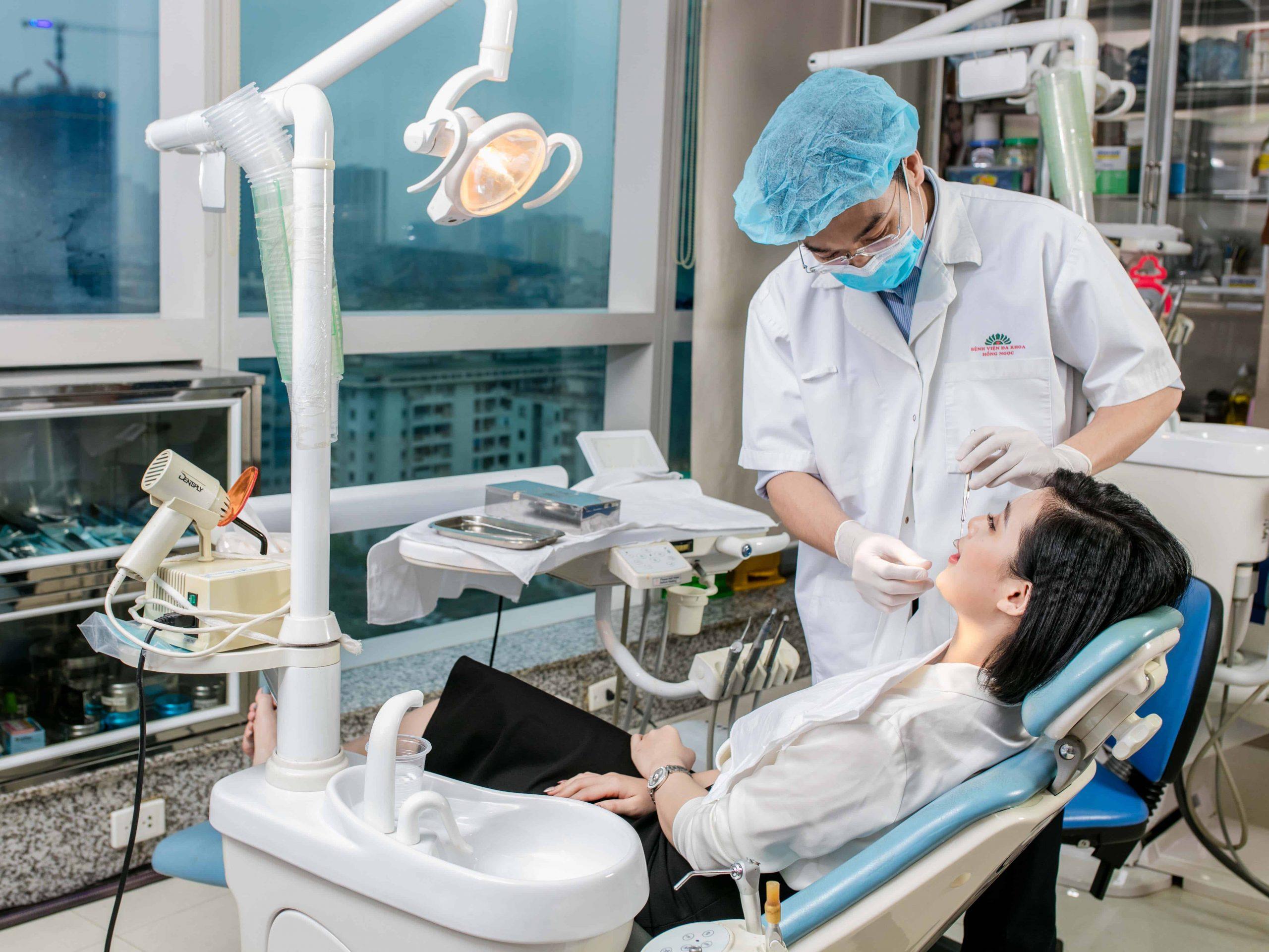 Tình trạng mất răng thường gặp ở khách hàng